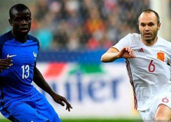 ฝรั่งเศส 0-2 สเปน