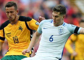อังกฤษ 2-0 ลิธัวเนีย