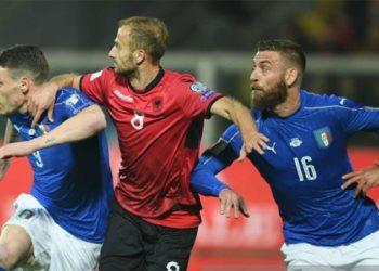 อิตาลี่ 2-0 แอลเบเนีย