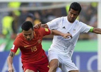 อิหร่าน 1-0 จีน
