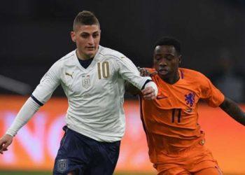 เนเธอร์แลนด์ 1-2 อิตาลี