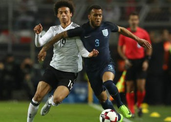 เยอรมนี 1-0 อังกฤษ