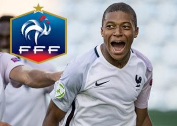 """""""เอ็มบัปเป้"""" จะรวมอยู่ในทีมฝรั่งเศสลุยฟุตบอลโลกอายุไม่เกิน 20 ปี"""