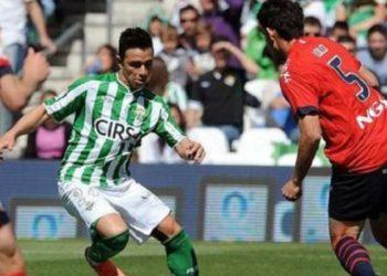 เรอัล เบติส 2-0 โอซาซูน่า