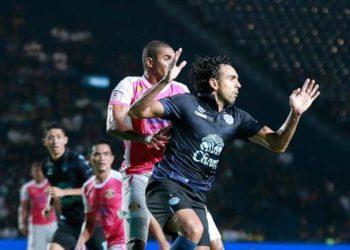 ไฮไลท์ฟุตบอล บุรีรัมย์ ยูไนเต็ด 3-0 ศรีสะเกษ เอฟซี