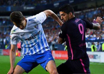 มาลาก้า 2-0 บาร์เซโลน่า