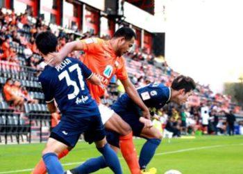 ราชบุรี มิตรผล เอฟซี 1-0 พัทยา ยูไนเต็ด