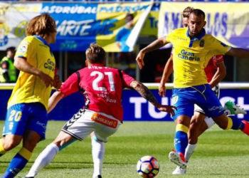 ไฮไลท์ฟุตบอล ลาส พัลมาส 1-1 อลาเบส