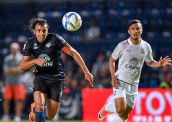 ไฮไลท์ฟุตบอล บุรีรัมย์ ยูไนเต็ด 3-0 สุพรรณบุรี เอฟซี