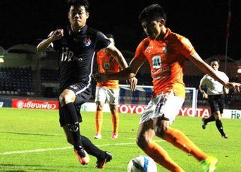 ไฮไลท์ฟุตบอล ราชนาวี เอฟซี 1-0 ราชบุรี มิตรผล
