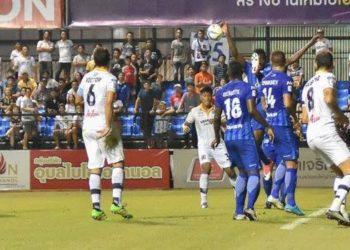 ไฮไลท์ฟุตบอล อุบล ยูเอ็มที ยูไนเต็ด 0-0 ชลบุรี เอฟซี