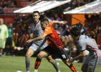 ไฮไลท์ฟุตบอล เชียงราย ยูไนเต็ด 1-1 โปลิศ เทโร เอฟซี