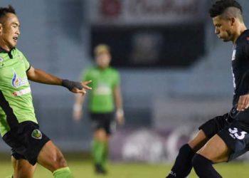 ไฮไลท์ฟุตบอล แอร์ฟอร์ซ เซ็นทรัล เอฟซี 1-0 ลำปาง เอฟซี