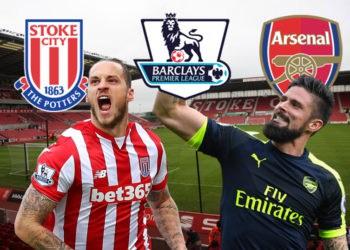 พรีวิว ฟุตบอล พรีเมียร์ลีก อังกฤษ / สโต๊ค ซิตี้ vs อาร์เซนอล