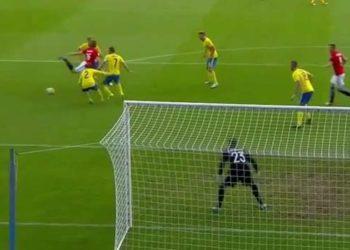 ไฮไลท์ฟุตบอล นอร์เวย์ 1-1 สวีเดน