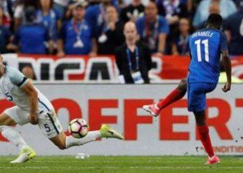 ไฮไลท์ฟุตบอล ฝรั่งเศส 3-2 อังกฤษ