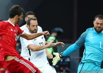 ไฮไลท์ฟุตบอล รัสเซีย 2-0 นิวซีแลนด์
