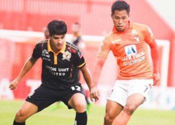 ไฮไลท์ฟุตบอล ราชบุรี มิตรผล เอฟซี 1-0 อุบลยูเอ็มที ยูไนเต็ด