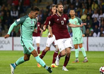 ไฮไลท์ฟุตบอล ลัตเวีย 0-3 โปรตุเกส