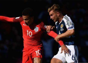 ไฮไลท์ฟุตบอล สกอตแลนด์ 2-2 อังกฤษ