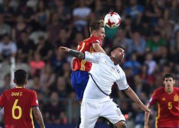 ไฮไลท์ฟุตบอล สเปน 3-1 อิตาลี