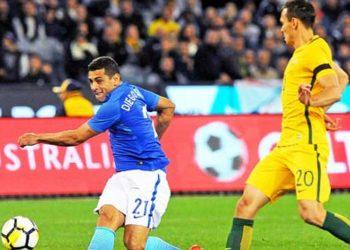 ไฮไลท์ฟุตบอล ออสเตรเลีย 0-4 บราซิล