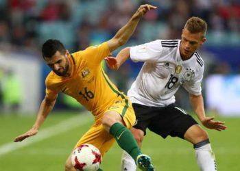 ไฮไลท์ฟุตบอล ออสเตรเลีย 2-3 เยอรมนี