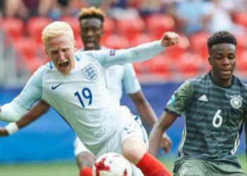 ไฮไลท์ฟุตบอล อังกฤษ 2-2 เยอรมัน
