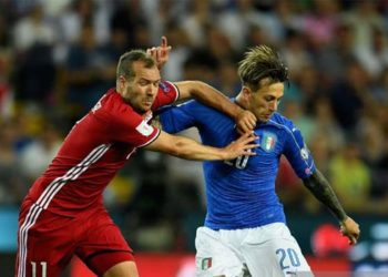 ไฮไลท์ฟุตบอล อิตาลี 5-0 ลิกเตนสไตน์
