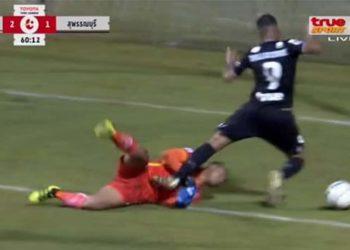 ไฮไลท์ฟุตบอล อุบล ยูเอ็มที 2-2 สุพรรณบุรี เอฟซี