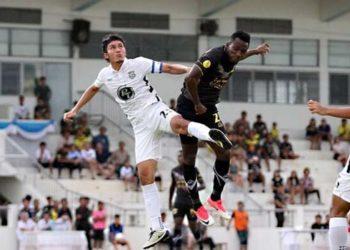 ไฮไลท์ฟุตบอล อ่างทอง เอฟซี 4-3 ประจวบ เอฟซี