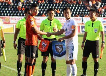 ไฮไลท์ฟุตบอล เชียงราย ยูไนเต็ด 4-0 ราชบุรี มิตรผล เอฟซี