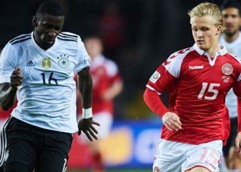 ไฮไลท์ฟุตบอล เดนมาร์ก 1-1 เยอรมนี
