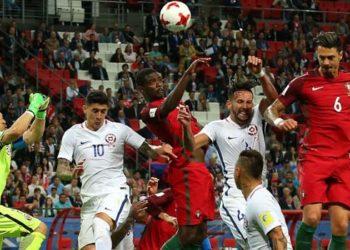 ไฮไลท์ฟุตบอล โปรตุเกส 0-0 ชิลี