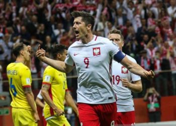 ไฮไลท์ฟุตบอล โปแลนด์ 3-1 โรมาเนีย