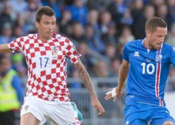 ไฮไลท์ฟุตบอล ไอซ์แลนด์ 1-0 โครเอเชีย