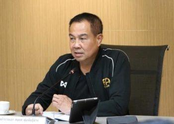 """ยุทธศาสตร์ใหญ่ """"สมยศ"""" ชวนรัฐบาลร่วมมือยกระดับไทยสู่เจ้าภาพบอลโลก 2034"""