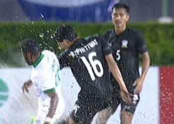 ไฮไลท์ฟุตบอล ทีมชาติไทยU23 0-0อินโดนีเซียU23