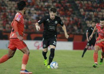 ไฮไลท์ฟุตบอล นครราชสีมา เอฟซี 3-0 ศรีสะเกษ เอฟซี