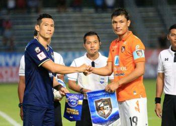 ไฮไลท์ฟุตบอล พัทยา ยูไนเต็ด 3-0 ราชบุรี มิตรผล เอฟซี