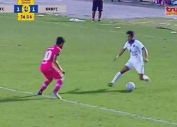 ไฮไลท์ฟุตบอล หนองบัวพิชญ เอฟซี 2-1 กระบี่ เอฟซี