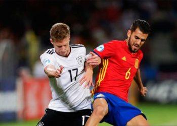 ไฮไลท์ฟุตบอล เยอรมัน 1-0 สเปน