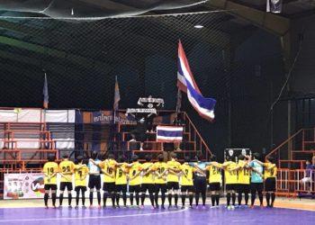ล้างแค้นสำเร็จ! ฟุตซอลหญิงทีมชาติไทย อัด อิหร่าน 3-1 ก่อนบินเก็บตัวญี่ปุ่น