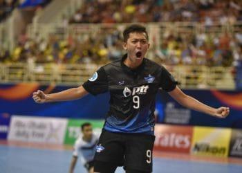 พีทีที บลูเวฟ ชลบุรี เฉือน กิติ ปาซานด์ 3-2 คว้าแชมป์สโมสรเอเชียสมัย 2