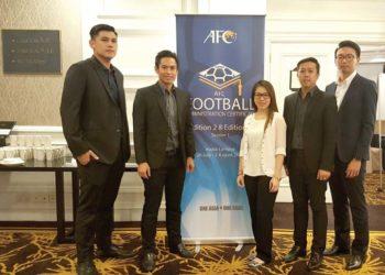 สมาคมฯ ร่วมอบรม การบริหารจัดการเกี่ยวกับฟุตบอลกับ AFC