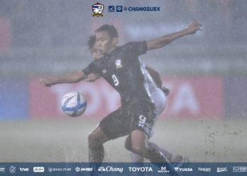 เสมอแต่ไม่เสียหาย! ทีมชาติไทย U23 เสมอ อินโดนีเซีย 0-0 เข้ารอบสุดท้ายอันดับ 2 ดีที่สุด