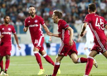 ไฮไลท์ฟุตบอล ริเยก้า 0-1 โอลิมเปียกอส