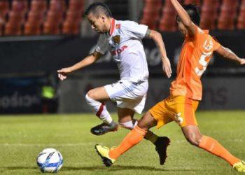 ไฮไลท์ฟุตบอล สุโขทัย เอฟซี 1-0 ไทยฮอนด้า เอฟซี