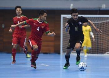 รอบ 10 ปี! ฟุตซอลทีมชาติไทย พ่าย อินโดนีเซีย 2-4 แพ้หนแรกในซีเกมส์