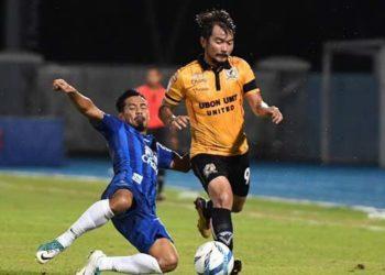 ไฮไลท์ฟุตบอล ชลบุรี เอฟซี 1-1 อุบล ยูเอ็มที